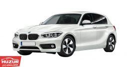 BMW 1 Serisi 2016