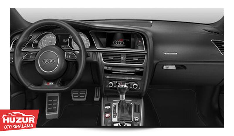 Audi A5 2016 full