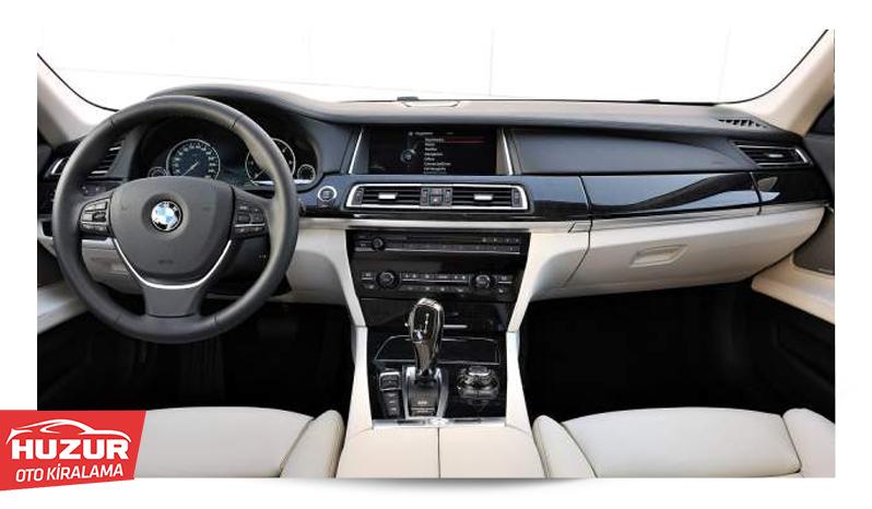 BMW 5 Serisi full