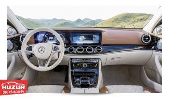 Mercedes E Serisi AMG full