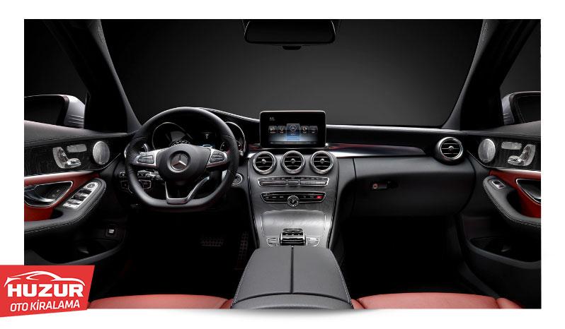 Mercedes A Serisi AMG full